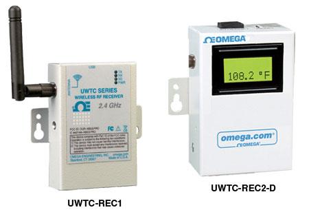 Receptores de conector/transmisor inalámbricos (UWTC-REC1_2)